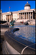 The National Gallery, Historical London, England