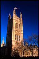 Palace Of Westminster, Historical London, England