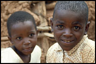 Friends, People Of Usambara Mountains, Tanzania