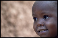 Small Boy, People Of Usambara Mountains, Tanzania
