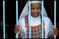 Nun In Monastery, People Of Usambara Mountains, Tanzania