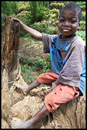 Humble And Friendly, People Of Usambara Mountains, Tanzania