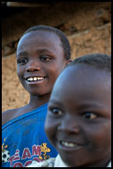 Smiling Usambara Kids, People Of Usambara Mountains, Tanzania