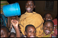 Celebrating End Of Ramadan, People Of Usambara Mountains, Tanzania