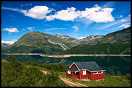 Typical House By A Lake, Best of 2005, Norway