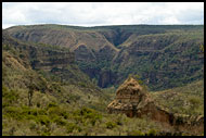 Landscape Of Lower Gorge, Hell's Gate, Kenya