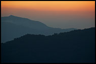 Colours Of Sunset, Kodagu (Coorg) Hills, India