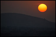Sunset, Hemakuta Hill, Hampi - Nature, India