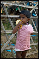Local Kid, Backwaters, India
