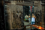 Interior Of Channakeshava Temple, Belur And Halebid, India