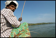 Fisherman, Cochin (Kochi), India