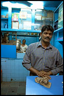 Shop Assistant, Bangalore, The People, India