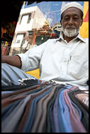 Street Seller, Bangalore, The People, India