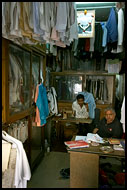 At The Drycleaner, Bangalore, The People, India