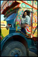 Driver, Cochin, The People, India