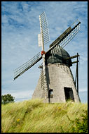 Old Windmill In Skagen, Skagen, Denmark