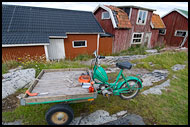 Still Life By Fisherman's House, Koster Island, West coast, Sweden