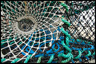 Crab Nets, Koster Island, West coast, Sweden
