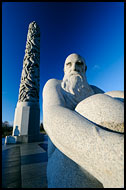 Vigeland Sculpture Park, Best Of 2008, Norway