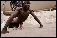 Body Building, Traditional Wrestling, Senegal