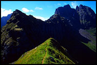 Steep Peaks Of Lofoten, Lofoten, Norway