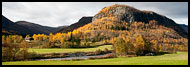 Karisetberget, Autumn In Hemsedal, Norway