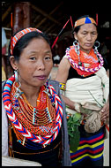 Konyak Women, Nagaland, India