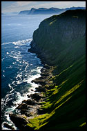 Cliffs On Runde Island, Land Of Fjords, Norway