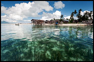 Low Tide, Sea gypsies - Bajau Laut, Malaysia