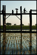 U Bein Bridge, Best Of, Myanmar (Burma)