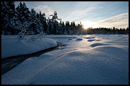Winter Landscape, Best Of 2011, Norway