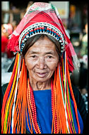 Hani  Woman, Xishuangbanna, China