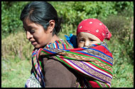 Maya Mother And Kid, Best Of, Guatemala