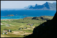 Bird View, Lofoten 2013, Norway