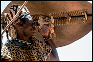 Zulu Warrior, Best Of SA, South Africa