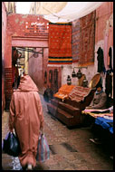 Street Of Medina, Meknes, Best Of Marocco, Marocco