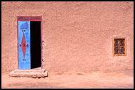 Front Of Nomad House, Best Of Marocco, Marocco